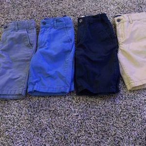 The children's place shorts bundle
